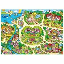 TAKARA TOMY Koeda-chan kd42003 Green Forest Village Map NEW