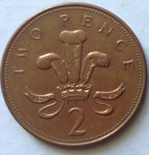 Great Britain 2 Pence 1997 coin