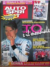 Autosprint n°26 1998 Verità sulla morte di Ayrton Senna  [P16]