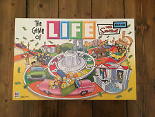 The Game Of Life The Simpsons Edition - Very Good Condition!