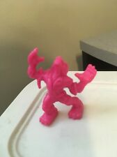 "Vintage Monster in My Pocket Pink Wolf Man Werewolf 2"" Figure MEG NBR *RARE*"