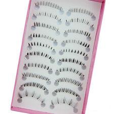 Hot 10 Pairs Fascinating Different Lower Under Bottom Eye Lashes False Eyelashes