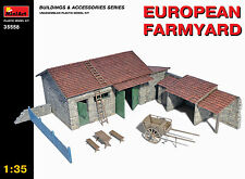 MIN35558 - Miniart 1:35 - European Farmyard