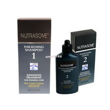 Nutrasome by Revlon Thickening Shampoo & Serum - SENT IN DOUBLE WALL BOX
