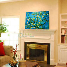 Paint By Numbers Digital Oil 40*50CM Van Gogh Almond Blossom Painting On Canvas