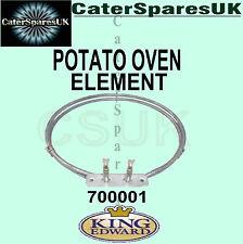 700001 King Edward ring élément veste Pomme De Terre Cuisson Spud four pièces de rechange parties
