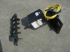 "Toro Dingo Mini Skid Steer Attachment Lowe 750 Auger Drive 9"" Bit - Ship $199"