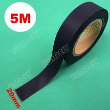 Sundely 5m - 20mm Wide Seam Sealing Tape - 3 Layer for Waterproof Fabrics Black