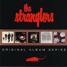 THE STRANGLERS - ORIGINAL ALBUM SERIES 5 CD NEU