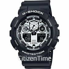-NEW- Casio G-Shock Magnetic Resistant Watch GA100BW-1A