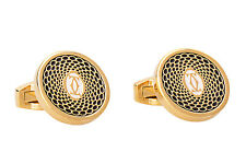 Cartier cufflinks Gold color Mens Jewelry