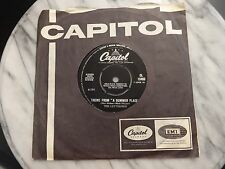 45 RPM MINT UK Store Stock Record Capitol 15405 The Letterman Sealed with a Kiss