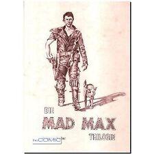 Die Mad Max Trilogie (Hg.) Reinhard Weber Roadmovie ACTION Dystopie FILMOGRAPHIE