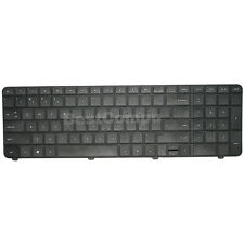 GENUINE NEW HP 615850-001 Compaq Presario G72 CQ72 US LAPTOP Black Keyboard