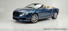 Bentley: Continental GT GTC V8