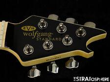 Eddie Van Halen EVH Wolfgang Standard NECK with TUNERS Maple Compound Black