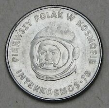 Poland / Polen - 20zl First Polish Cosmonaut