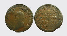 FERMO - PIO VI 1775-1799 -AE/ 5 BAIOCCHI 1797