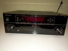 Pioneer Elite Home Theater Receiver