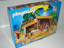Playmobil® 4884 Krippe mit Stall NEU OVP Nativity Manger Stable NEW MISB NRFB