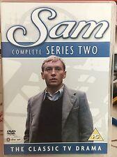 CLASSIC TV DRAMA : SAM - COMPLETE SERIES 2 TWO (MARK McMANUS DVD , FREE POST  B9