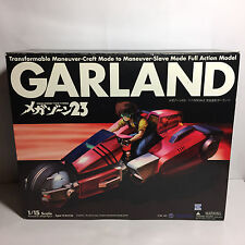 Yamato 1/15 Megazone 23 GARLAND Full Action Toy / Model ROBOTECH GOOD SHOULDERS
