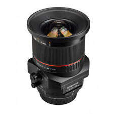 Samyang T-S 24mm F3.5 ED AS UMC Tilt-shift for Nikon