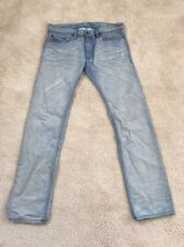 DIESEL Men's Jeans Denim Safado 0831A SIZE: 32/32 Slim Made In Italy $298