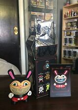 "Kidrobot Dunny 2012 Apocalypse 3"" vinyl figure Mickey Grin by Ron English"