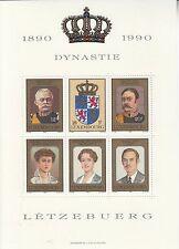Luxemburg / Luxembourg Bl. 16** (1253-1258**) 100 Jahre Dynastie