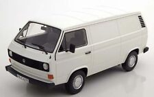 BoS 1979 Volkswagen Bulli T3 Delivery Van White 1:18 LE 1000 Rare Find!*Nice!