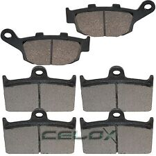 Front Rear Brake Pads For Triumph TT600 2000 2001 2002 2003 / TT600 TSX 600 1983