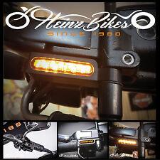 Harley-Davidson Sportster Blinker Lenkerblinker FortyEight, Iron, 72 - 1 Paar