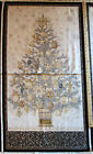 "Winter's Grandeur Christmas Tree Robert Kaufman Fabric 23"" Panel 15186-277"