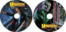 Famous Monsters of Filmland on 2 DVDs w/ other Warren Special Magazines  182 iss