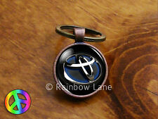 Handmade Toyota Car Keychain Key Chain Case Key Ring Accessories Gift