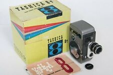 Yashica 8T 8mm Move Camera