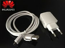 OEM Micro usb Cable 1A  EU Wall charger Adapter for huawei mobile phone 3x P6 P7