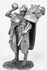 Soldado de juguete de plomo, legionario en una caminata, rara, detallada, Coleccionable, Idea De Regalo