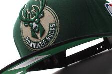 Milwaukee Bucks Mitchell & Ness (NM04Z MTC 5BUCKS) 2 Tone XL Logo Adjustable Sna