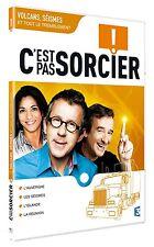 """DVD """"C est Pas Sorcier :volcans ,seismes"""""""