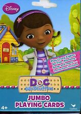 Disney Doc McStuffins Playing Cards, New
