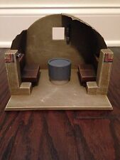Star Wars Custom Diorama Mos Eisley Cantina Bar Booth Table Hammerhead Display