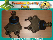 2 FRONT UPPER BALL JOINT FOR TOYOTA HIACE VAN COMUTER 89-95 TOYOTA DYNA 92-95