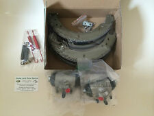 Land Rover Series 2A +3 SWB 88 Bearmach Front Brake Kit upto June 1980 BK0200