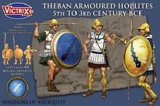 THEBAN ARMOURED HOPLITES - VICTRIX - ANCIENT GREEKS - SENT FIRST CLASS