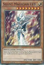 Yu-Gi-Oh tarjeta: Silent Magician LV8-LDK2-ENY13 - 1st Edición