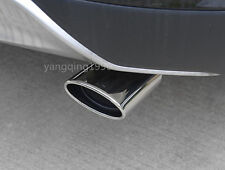 Stainless Rear Exhaust Muffler Tip End Pipe For KIA NIRO 2016 2017