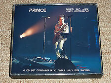 Prince live in Ahoy Rotterdam 6 CD set all shows North Sea Jazz Festival 2011