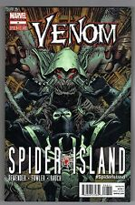 VENOM #8 - RICK REMENDER SCRIPTS - TOM FOWLER ART - TONY MOORE COVER - 2011